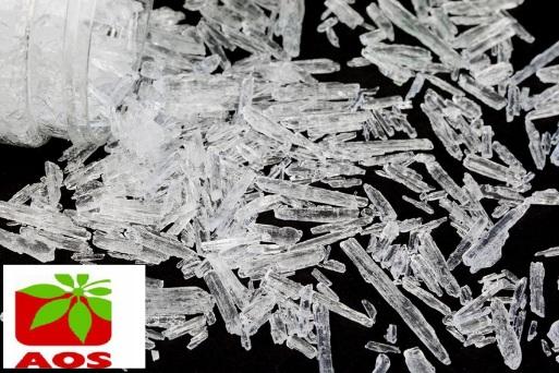 menthol crystal large size uses